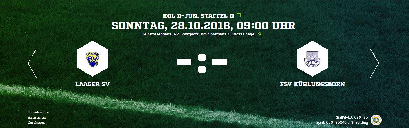 20181028 0900 Fußball D