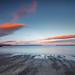 Herd Groyne Lighthouse (sunset)