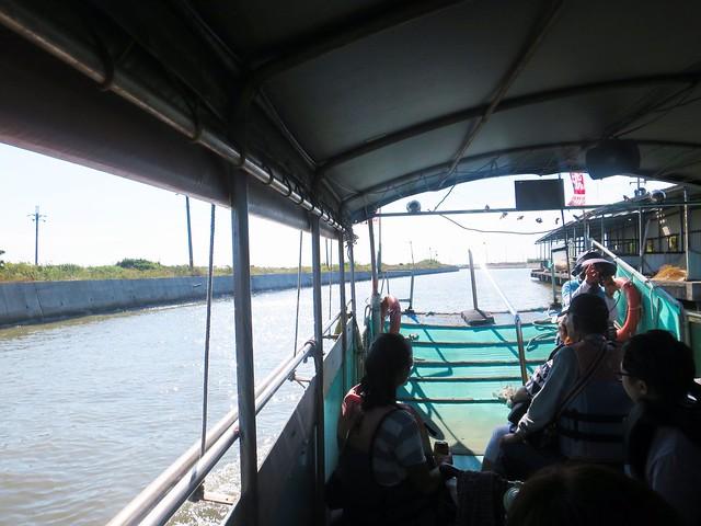 七股龍山號觀光漁筏16