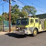 Trenton Fire Department Reserve Engine