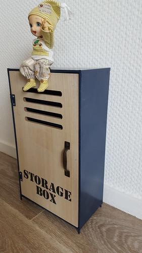 [Vends] Casier en bois et métal (taille Yo-SD/MSD) - 8 €. 45493544401_f98ca14dc9