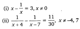 NCERT Solutions for Class 10 Maths Chapter 4 Quadratic Equations 20