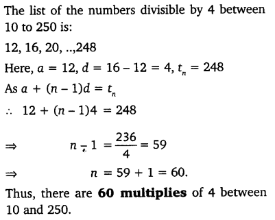 NCERT Solutions for Class 10 Maths Chapter 5 Arithmetic Progressions 36