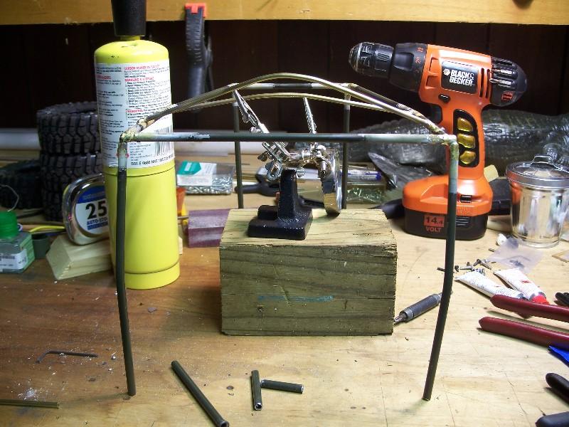 Building an RC sixth scale Jeep 45848677121_6b13a6bf0e_o