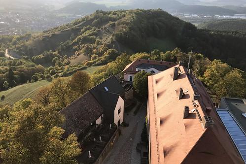 Aussicht von der Leuchtenburg