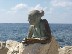 Mermaid Statue, Paphos Harbour