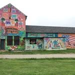 Clifton Clipper mural