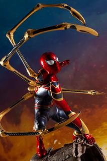 Kotobukiya ARTFX+ Iron Spider