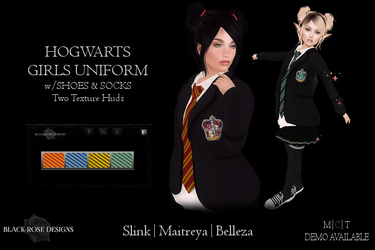 [[BR]] HOGWARTS GIRLS UNIFORM - TeleportHub.com Live!