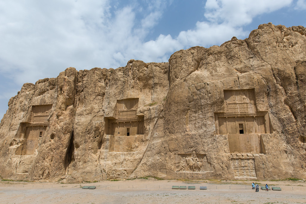 Iran. Naqsh-e Rustam