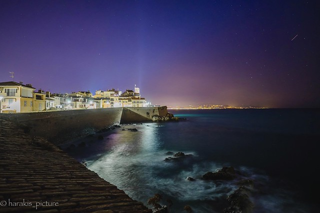 one night in Antibes