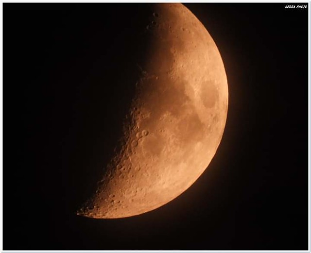 Mezza luna colorate