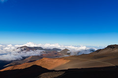 Haleakalā Crater Hike Maui Hawaii