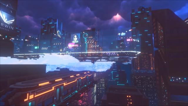 Cloudpunk - Cityscape