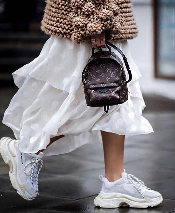 the sneakers you want to wear this fall trend 2018 style fashion tendencias balenciaga vans7