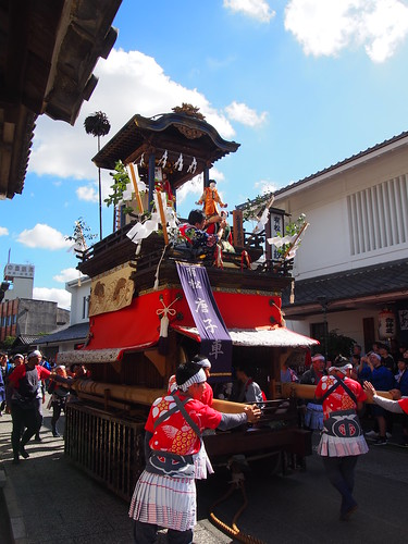 Parade Float/山車[Dashi]