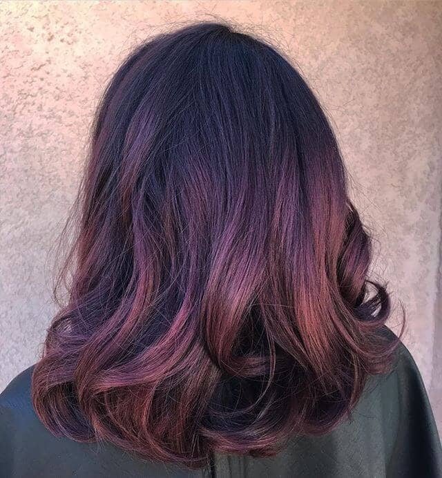 best burgundy hair dye to Rock this Fall 2019 13