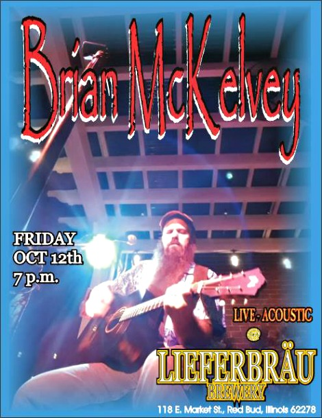 Brian McKelvey 10-12-18
