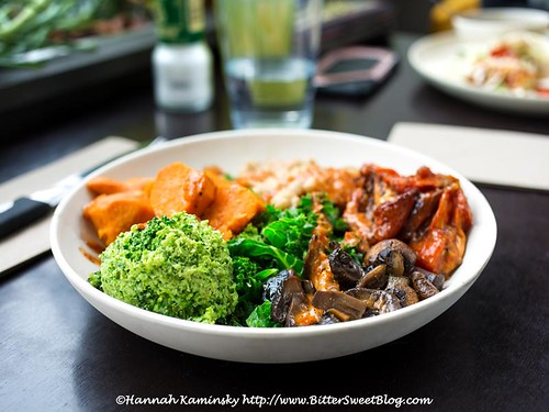 Veggie Grill Rustic Farm Bowl