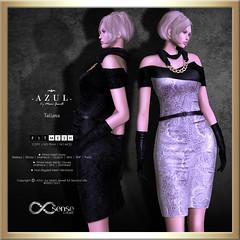(AD) -AZUL- Tatiana [Sense]