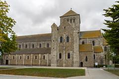 00677 Eglise abbatiale Sainte-Trinité de Lessay