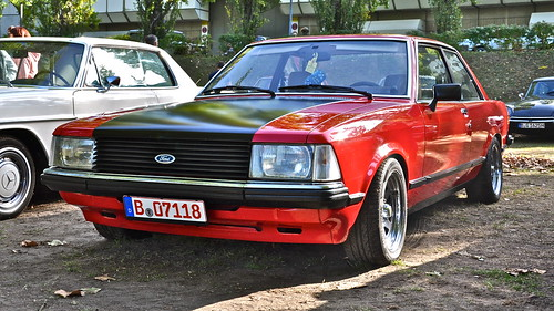 Ford Granada 2.0 2-door Berline I 1977-1981
