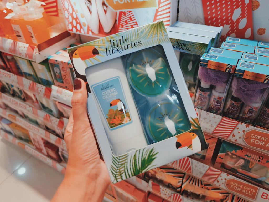 watsons gift sets 2018 watsons card promo