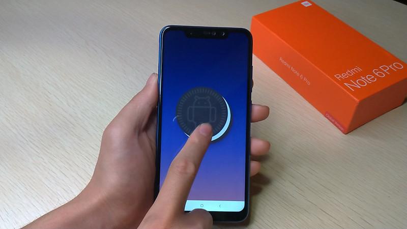 Xiaomi Redmi Note 6 Pro 開封 (48)