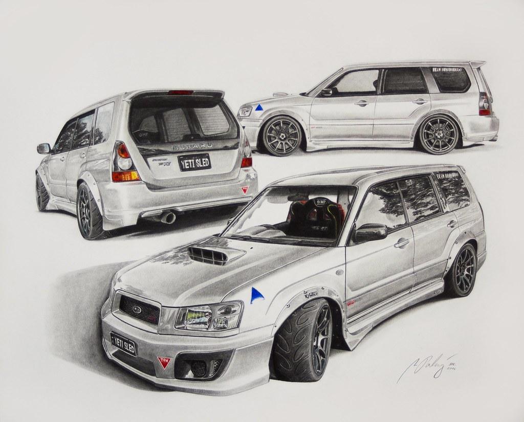 Subaru Hack