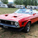 VNP767L 1973 Ford Mustang.