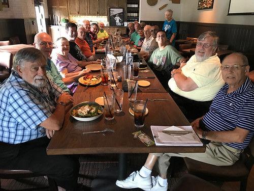 Florida Paper Collectors Lunch Group 1