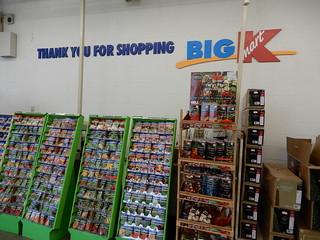 "Thanks For Shopping, But We're Closing - ""Kmart"" Salina, Kansas"