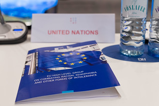 6th Meeting of the EU High Level Group on combating racism, xenophobia and other forms of intolerance
