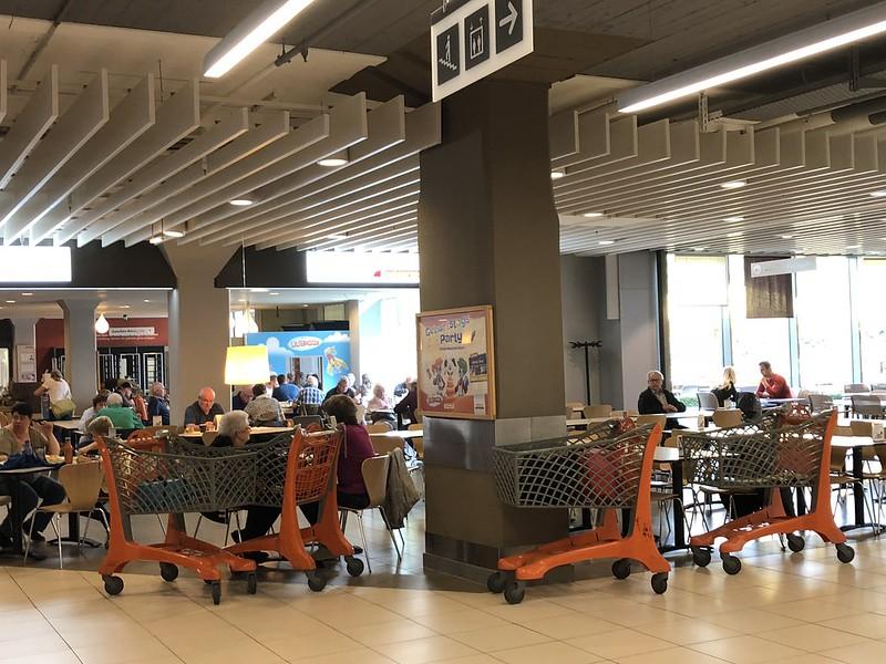 Restaurant Supermarket