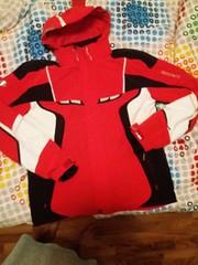Lyžařská bunda Descente - titulní fotka