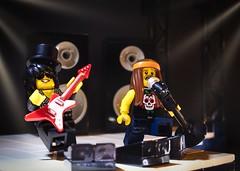 Guns N' Roses birthday concert