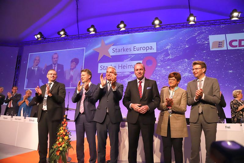 72. Landesparteitag der CDU Baden-Württemberg