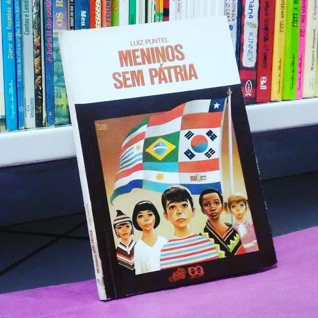 Livro Meninos Sem Pátria foi censurado no Colégio Santo Agostinho - Créditos: Foto: reprodução