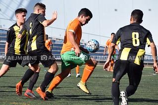 AE Josep Maria Gené - CF Montañesa (18-19)