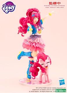 (Updated) Kotobukiya My Little Pony BISHOUJO Pinkie Pie Painted Prototype!