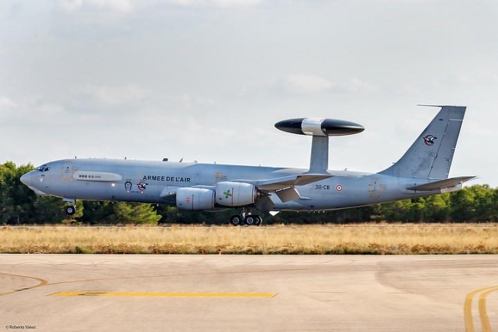 AWACS Sentry OTAN