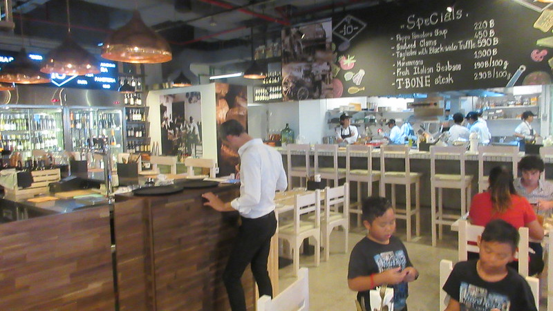 Italian Food Terminal 21 Pattaya