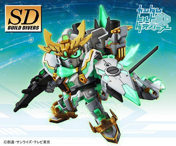 充滿可能性的武裝強化規格!SDBD《鋼彈創鬥者潛網大戰》「RX-零丸 神氣結晶」情報公開!