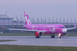 Vivaair Colombia A320-200 HK-5273
