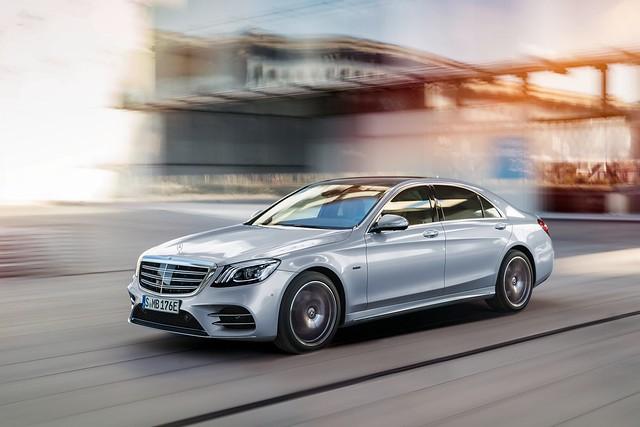Comprar Mercedes-Benz Classe S