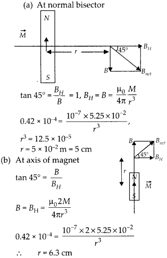 NCERT Solutions for Class 12 Physics Chapter 5 Magnetism and Matter 20