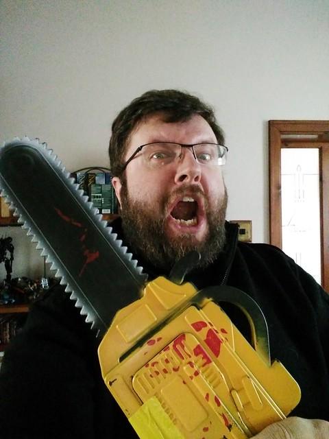 Argh a monster!