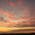 19. Oktoober 2018 - 18:45 - sunset