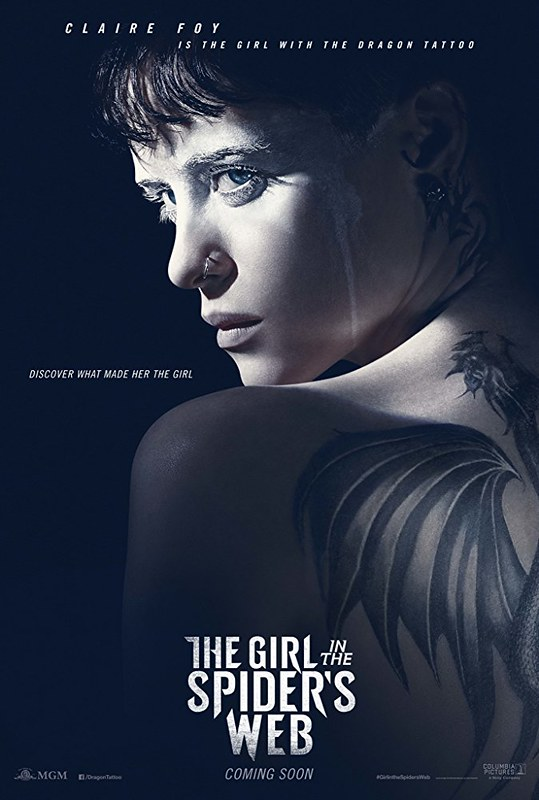 The Girl in the Spider's Web - Poster 5