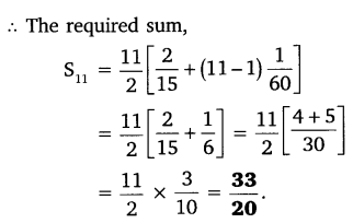 NCERT Solutions for Class 10 Maths Chapter 5 Arithmetic Progressions 49